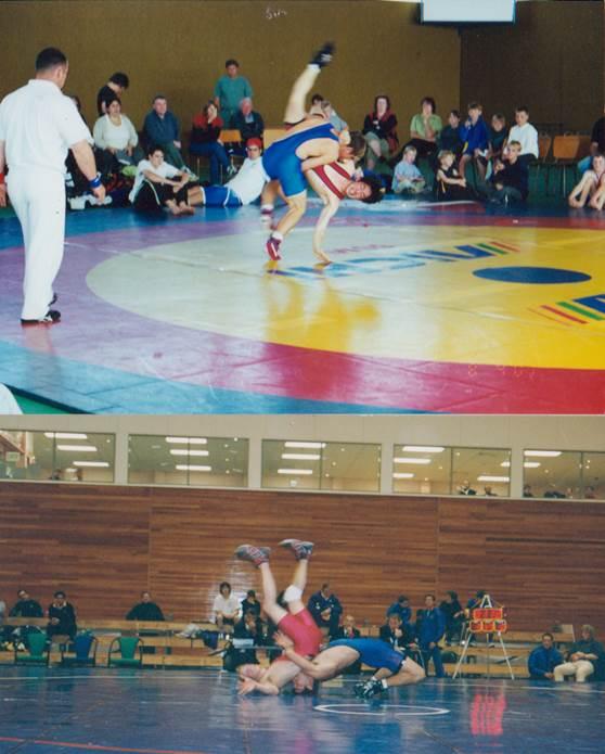Wrestling Takedowns